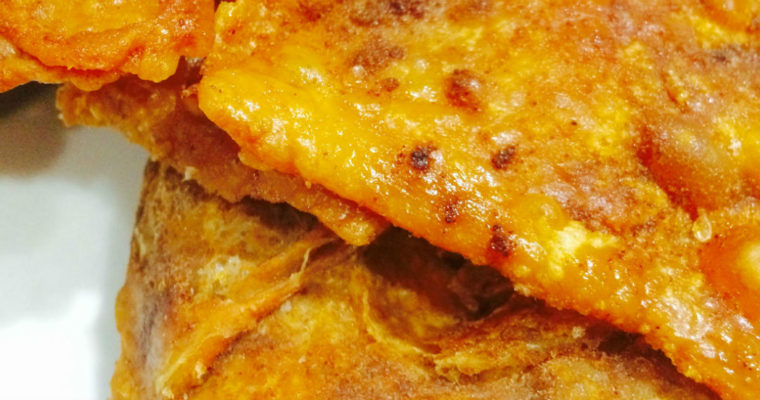 Chicken Cracklings recipe