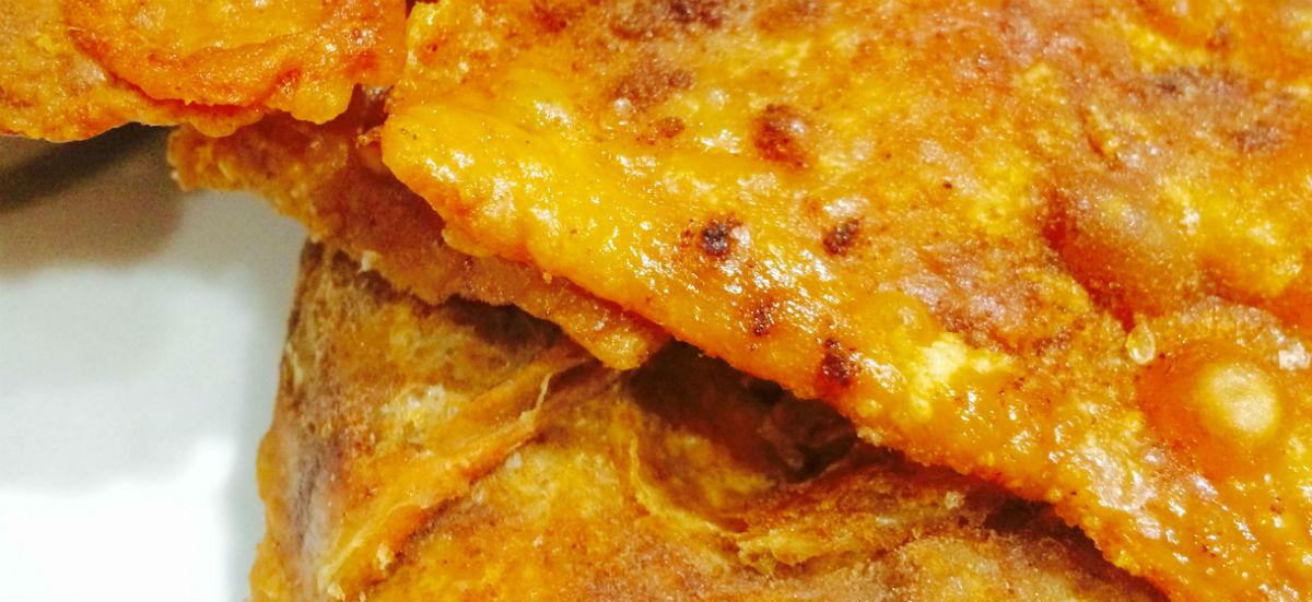 Chicken Cracklings recipe