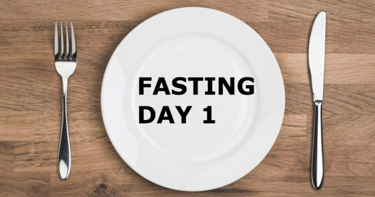Day 79 of 365   The Carnivore Diet Experiment! Sea salt water flush+Fasting Day 1