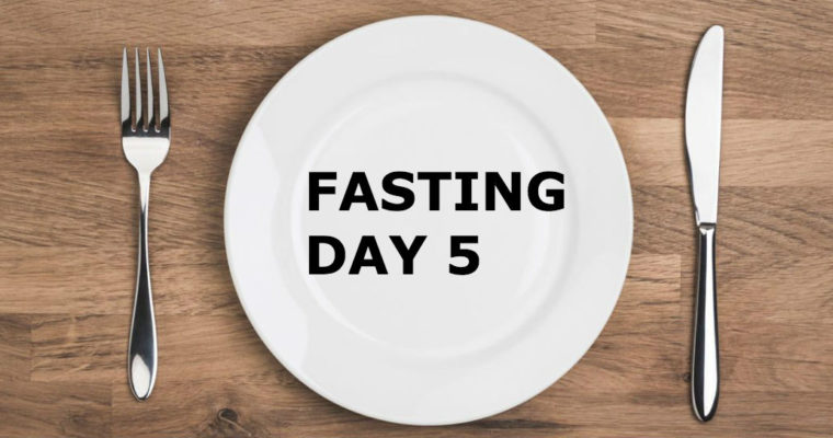 Day 83 of 365 | The Carnivore Diet Experiment! Sea salt water flush+Fasting Day 5!