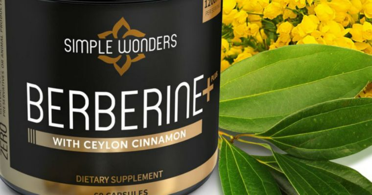 How to lose weight and reduce sugar cravings – Berberine Plus with Ceylon Cinnamon!!!!